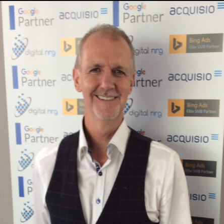 PPC Expert Birmingham Keith Dickson